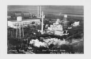 Atomic Bomb Plant